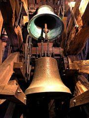 Glockenstube der St. Ursula Kirche - Oberursel (Hochtaunus)