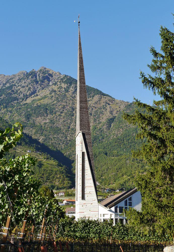 Glockenturm Algund ...