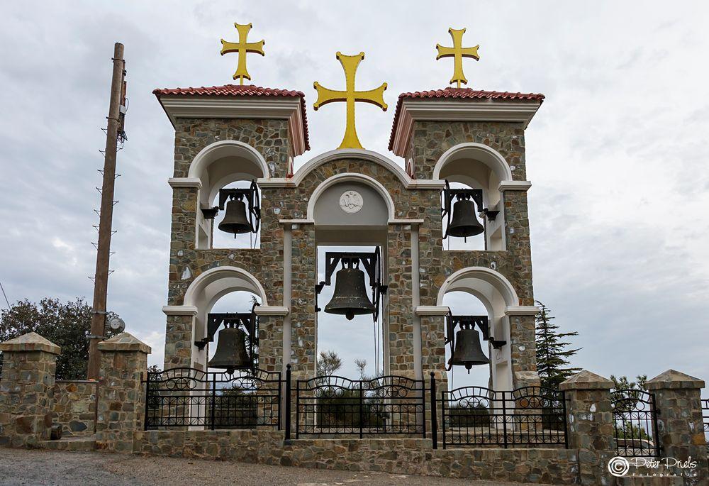 Glockenturm - Kykkos-Kloster