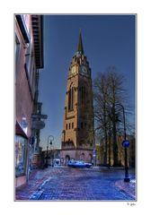 Glockenturm Stadtkirche Jever