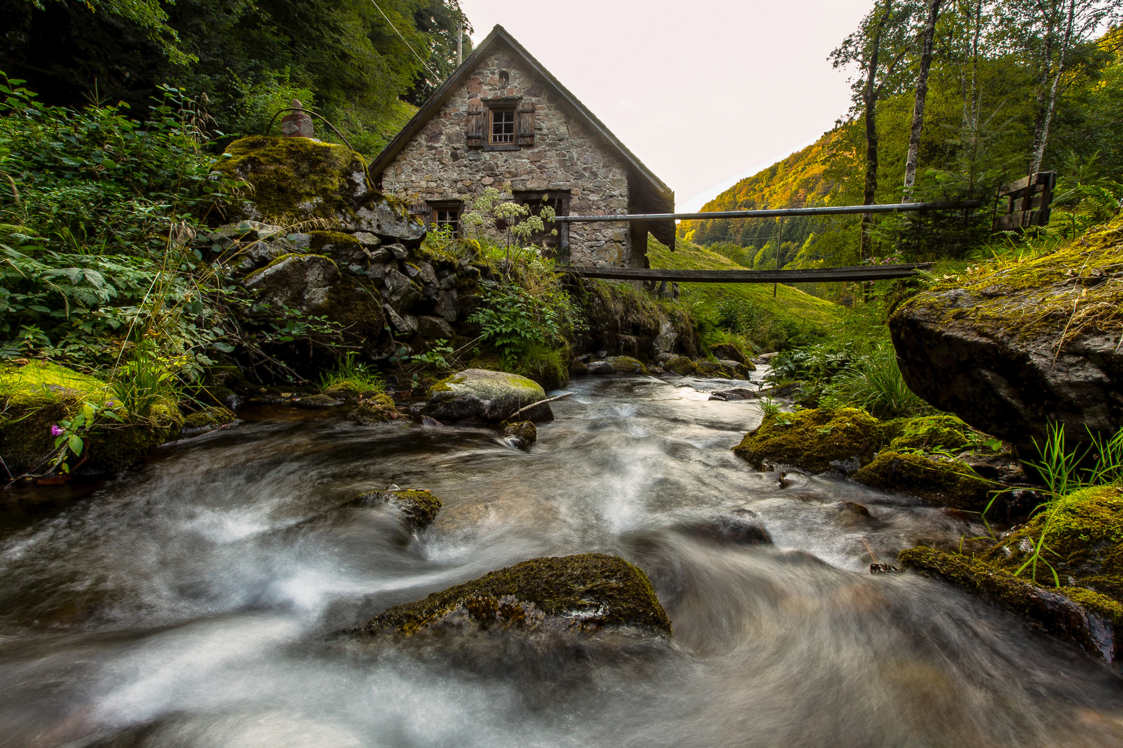 Glottertal Schwarzwaldmühle
