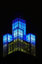 Glowing Tower