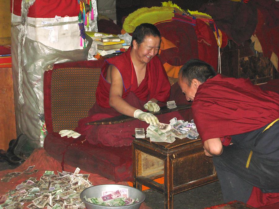 Glück UND Geld- gibt es das?