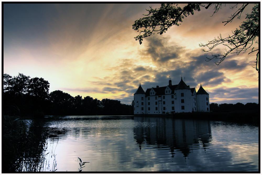 Glücksburger Schloss | HDR