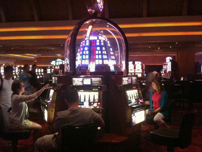 Glücksspiel in Las Vegas
