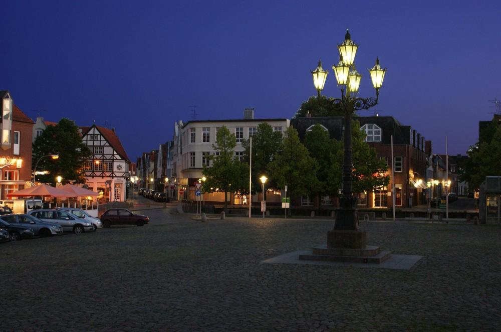 Glückstädter Marktplatz