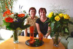 Glückwunsch zum 50. Die Schwestern...