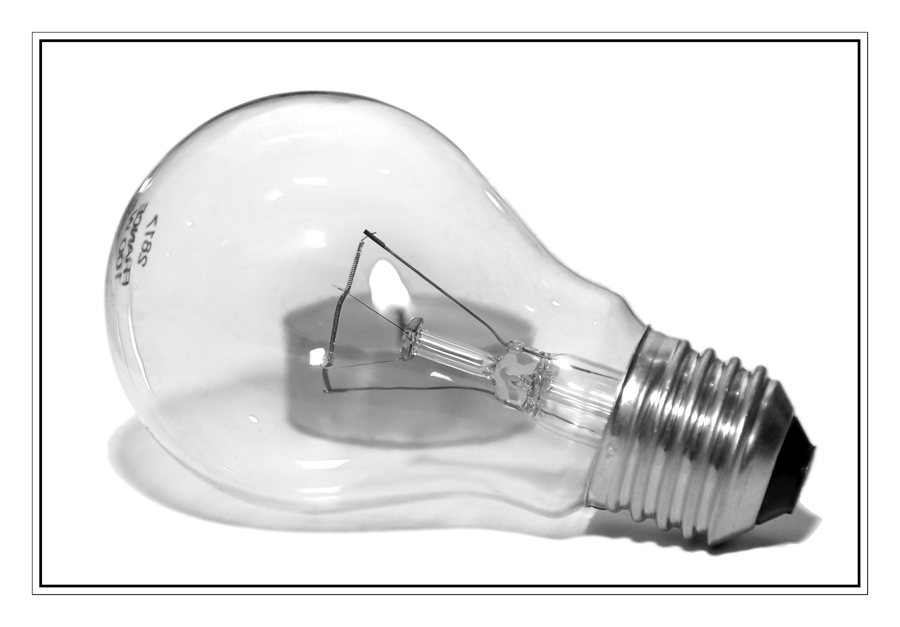 Glühlampe >light