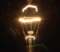 Glühlampe  (V.)