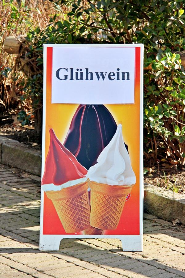 (Glühwein-)Eis?!