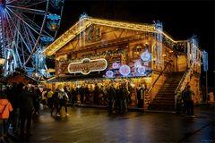 Glühweintheke Boos / Magdeburger Weihnachtsmarkt