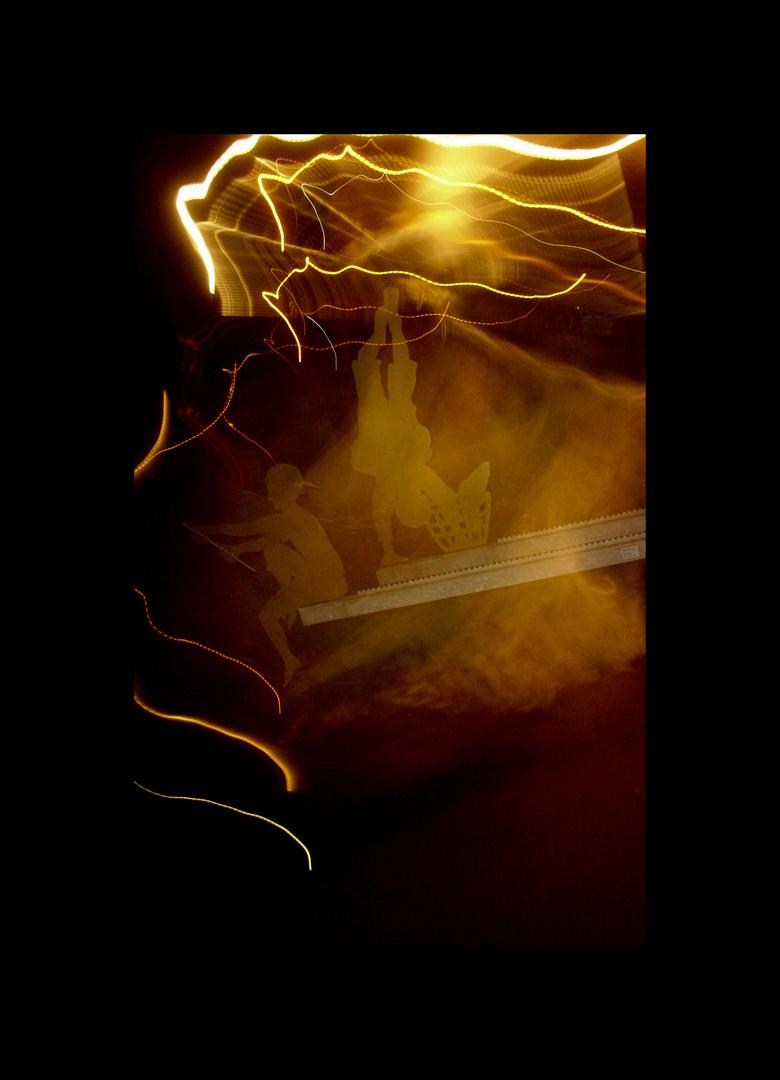 Glühwürmchen-Angeln