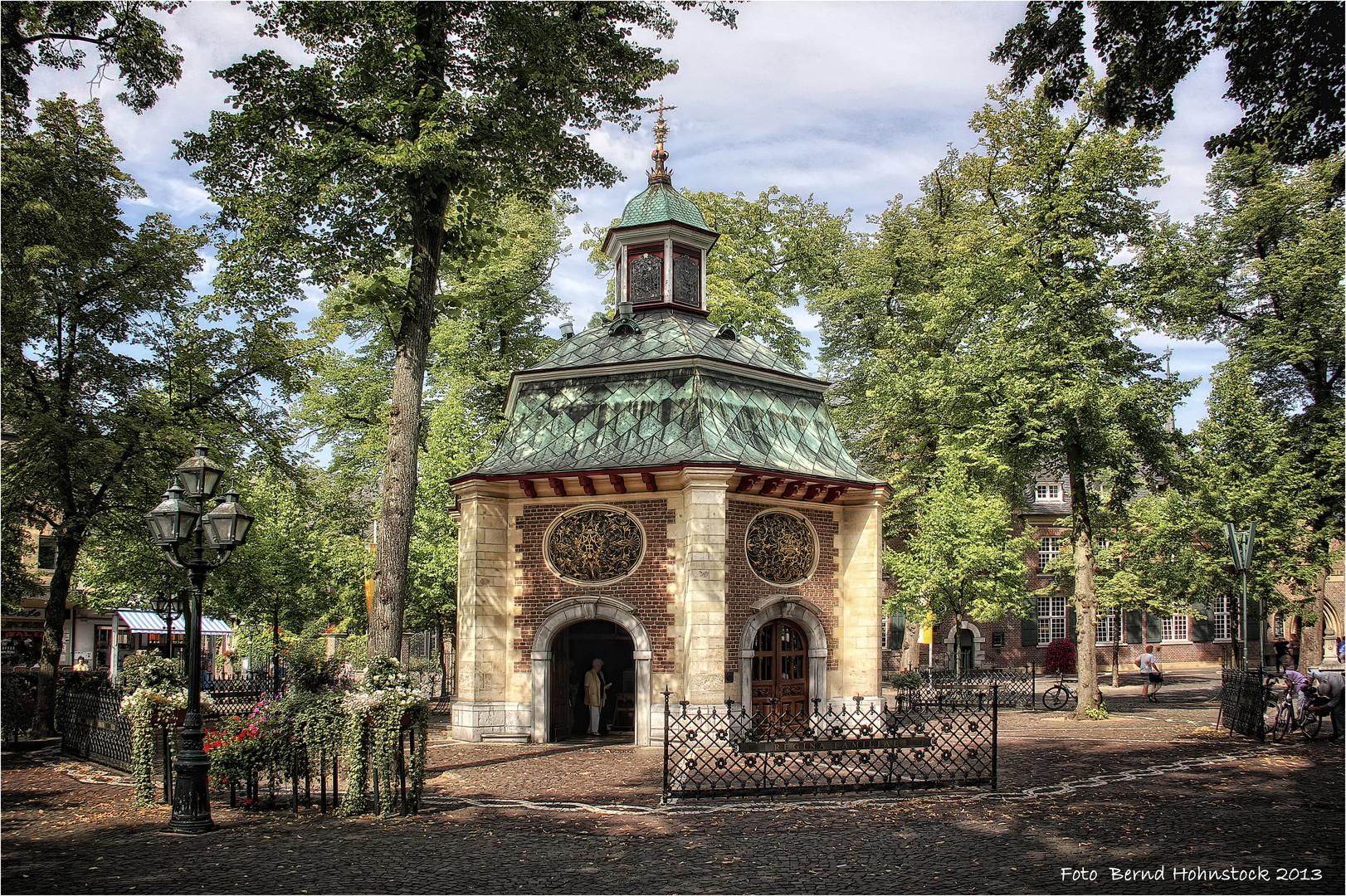 Gnadenkapelle Kevelaer ...
