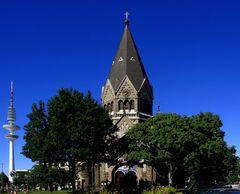 Gnadenkirche und Tele-Michel