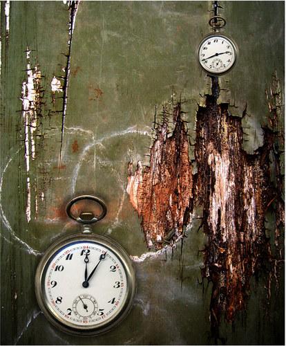'Gnadenlosgkeit der Zeit'