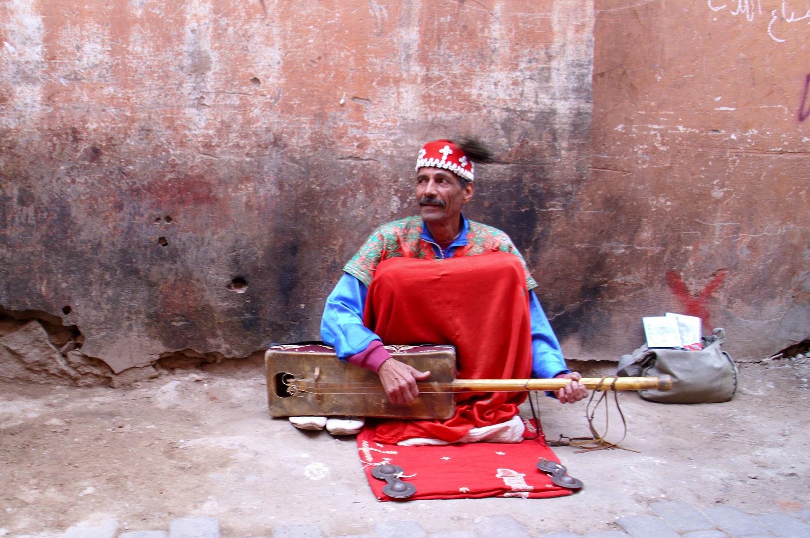 Gnaoua-Musiker