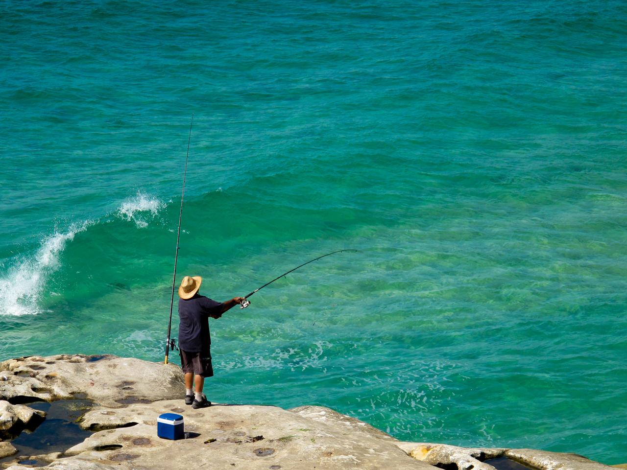 Go fishing !