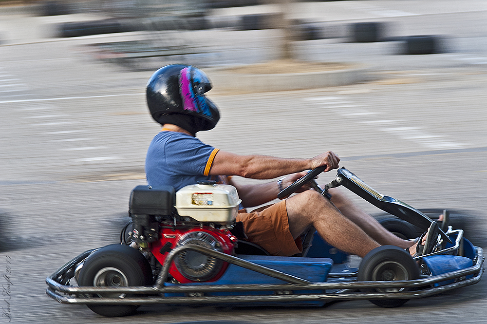 Go Kart !
