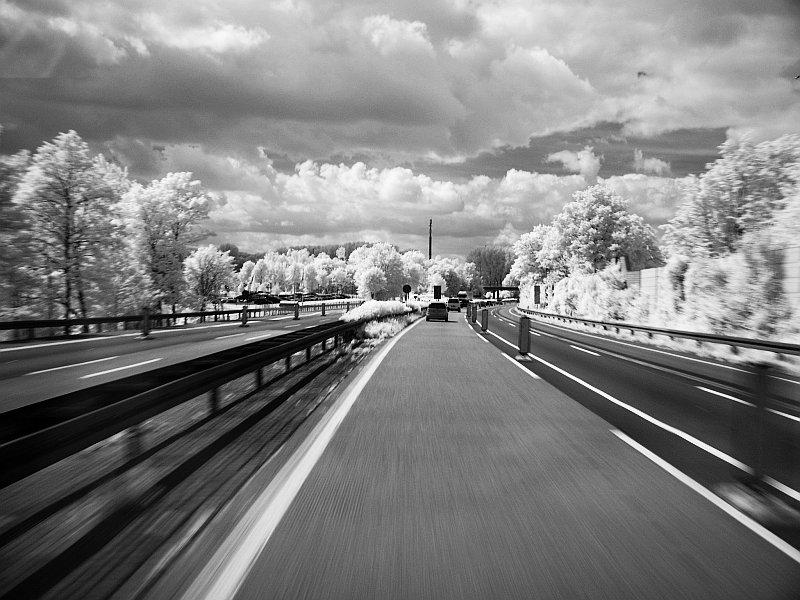 Go west mit 80km/h