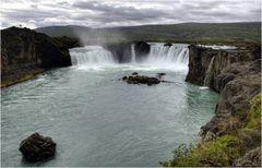 * Goðafoss * . . Iceland 15