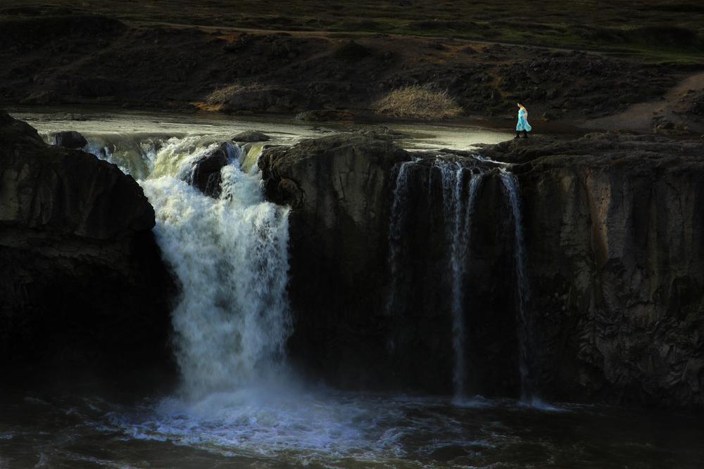 Goðafoss / Nord-Island