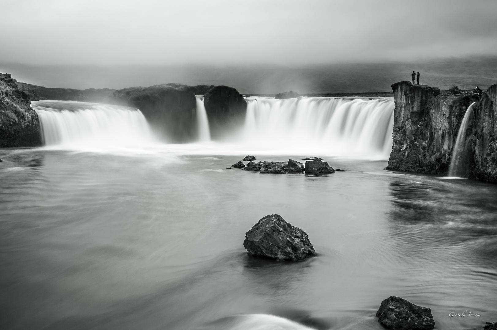 Godafoss - La Cascata degli Dei