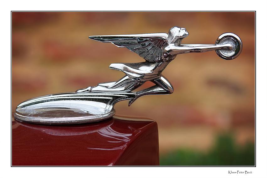 """""""Goddess of Speed"""" von Packard"""