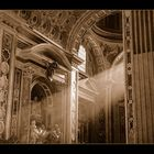 God's presence in St. Peter's Cathedral