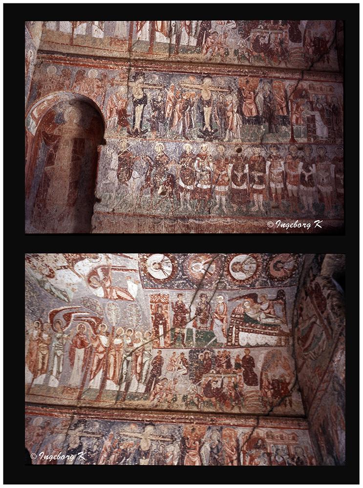 Göreme - Höhlenklöster - Scan vom Dia von 1985-5