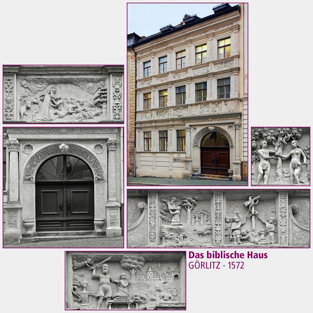 Görlitz · Das biblische Haus