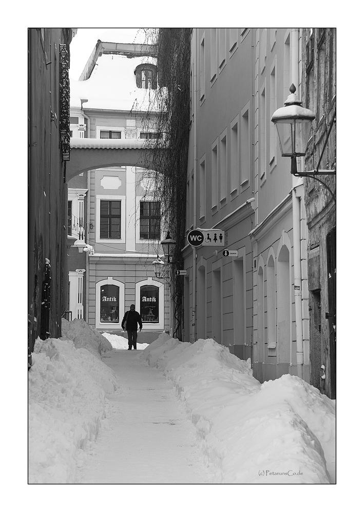 Görlitz im Winter XIX