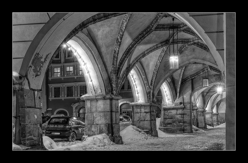 Görlitz im Winter XVI