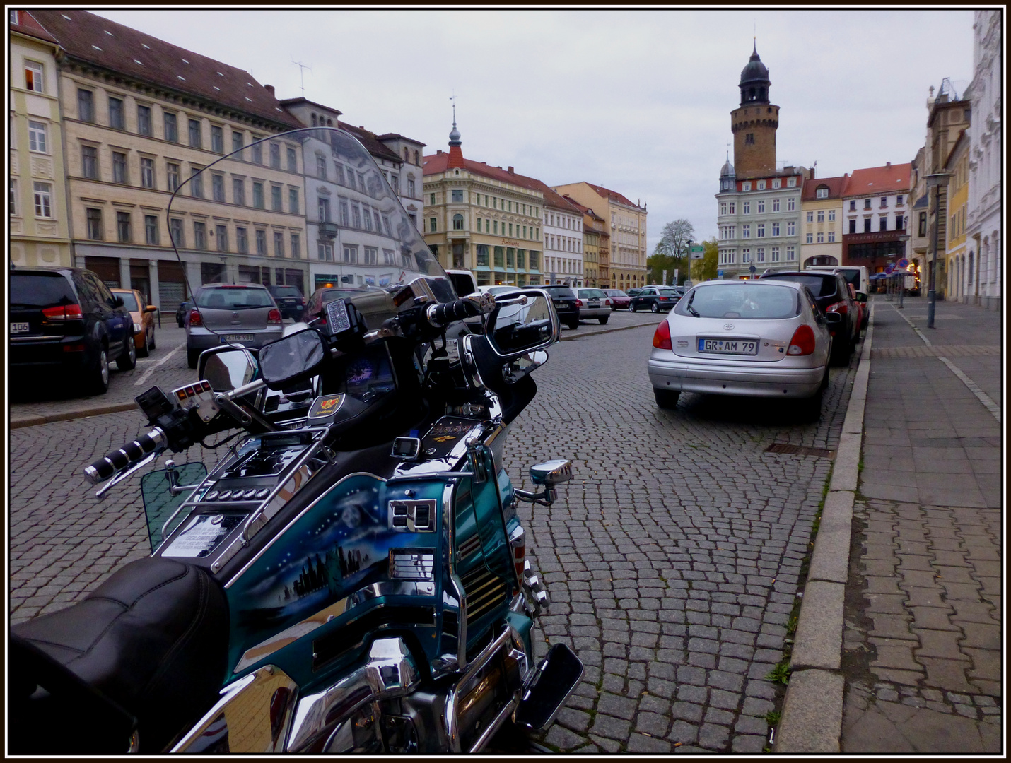Görlitz, Obermarkt