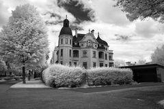 Görlitz - Röhrvilla an der Biesnitzer Straße
