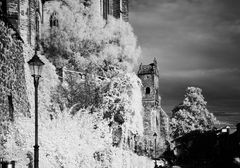 #Görlitz - Stadtmauer mit dem Wächterhäuschen