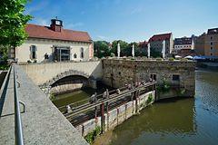 Görlitz - Vierradenmühle