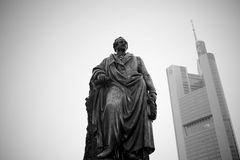 Goethe zugeneigt