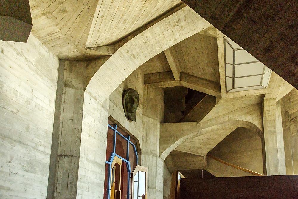 Goetheanum in Dornach 01