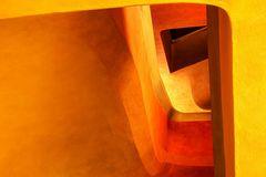 Goetheanum in Dornach - Aufgang zum Treppenhaus 01