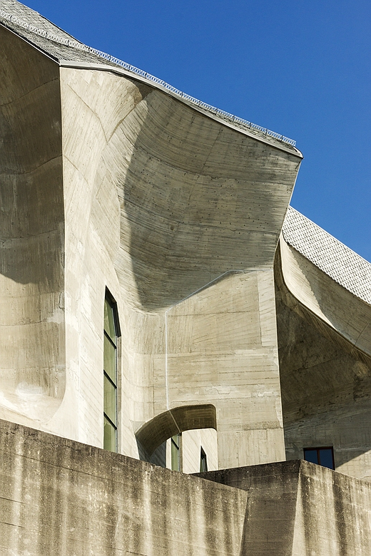 Goetheanum in Dornach - Detailansicht