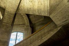 Goetheanum in Dornach Treppe