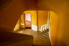 Goetheanum in Dornach - Treppenhaus