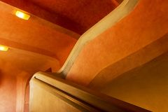 Goetheanum in Dornach - Treppenhaus 02
