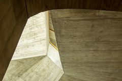 Goetheanum in Dornach - Treppenhaus 03