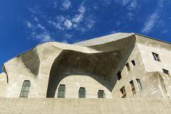Goetheanum in Dornach - Weitere Detail-Ansicht