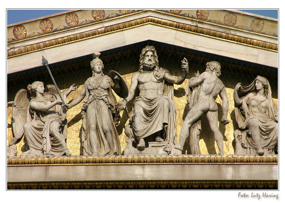 Götter in Athen