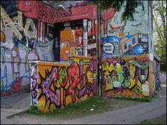 Graffiti und mehr