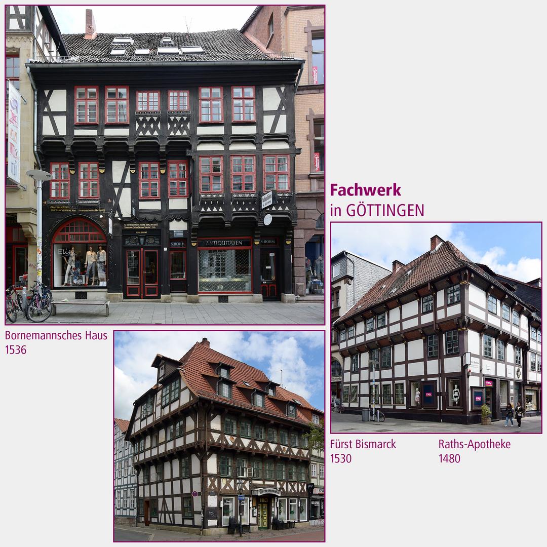Göttingen · Fachwerk I