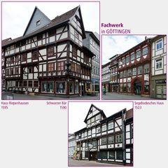Göttingen · Fachwerk II