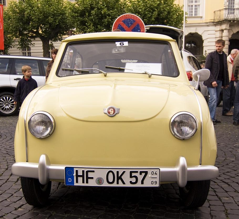 Goggomobil Limousine 250